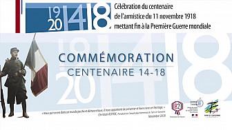 Département du Tarn-et-Garonne: Soirée de commémoration du centenaire de l'armistice du 11 novembre 1918 @tarnetgaronne_CG @ChristianAstruc